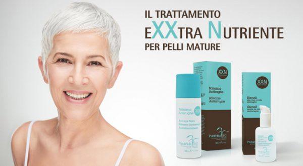 Prodotti naturali per pelli mature