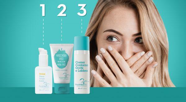 Articolo sul trattamento anti mascherina